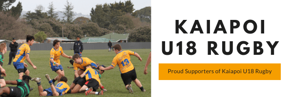Kaiapoi U18 Rugby